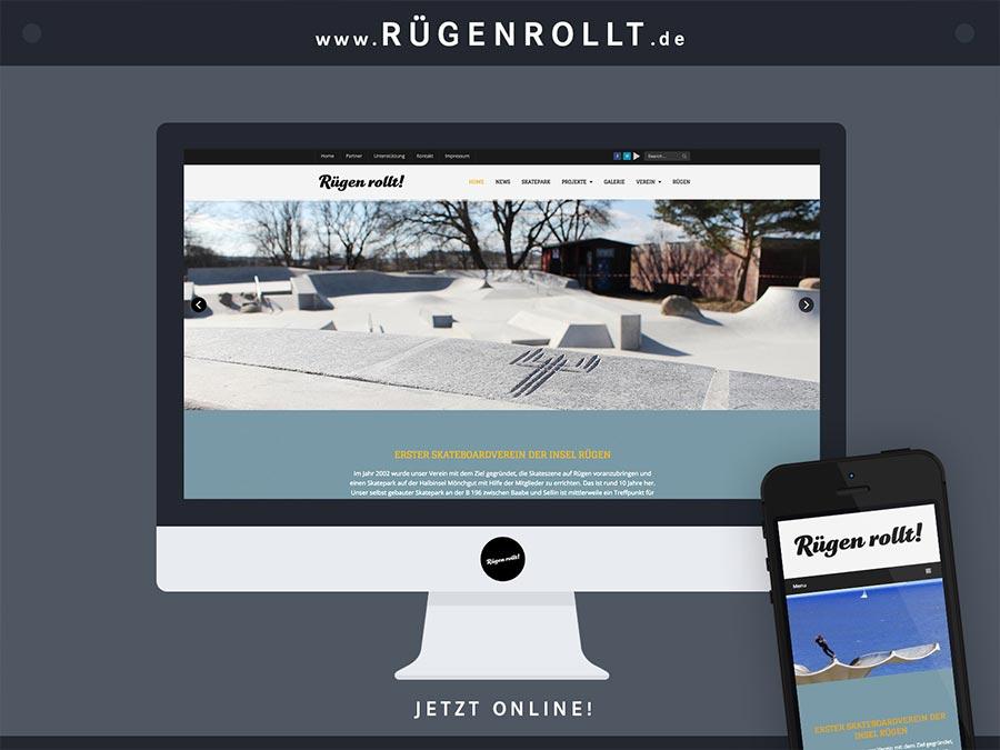 Webdesign Rügen/Erfurt