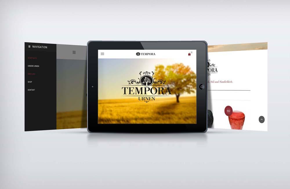 Webdesigner in Thüringen/Erfurt, Corporate Design