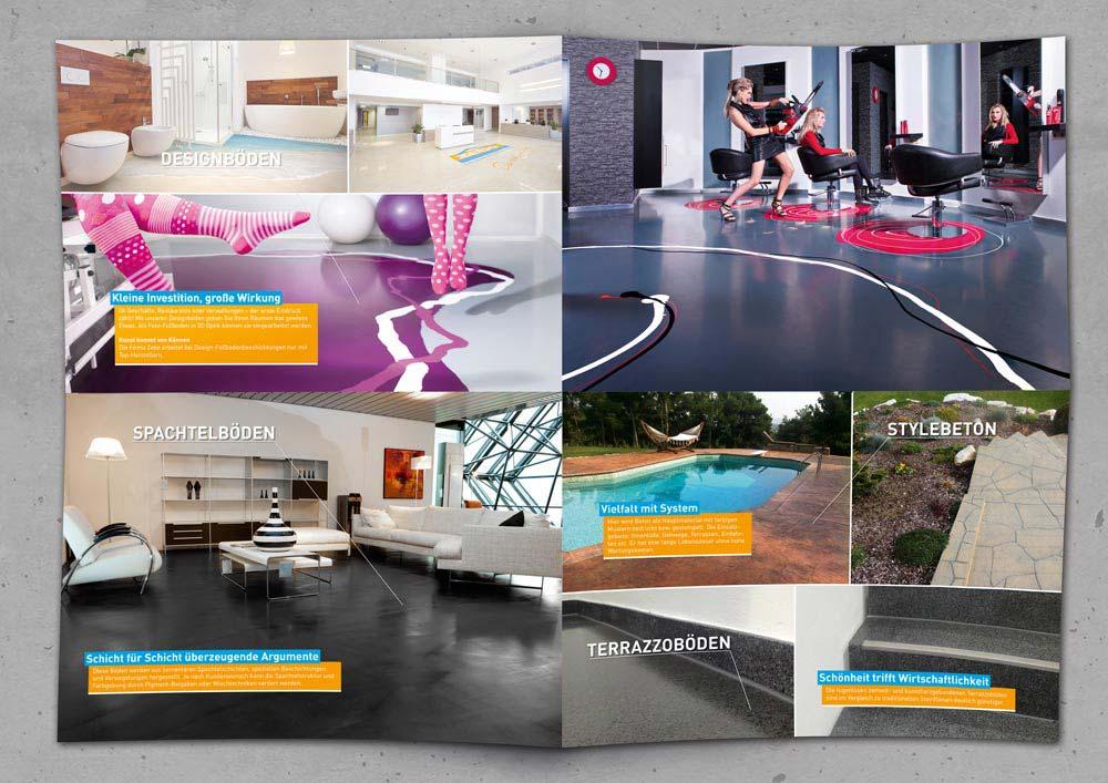 flyerdesign in erfurt lindner design. Black Bedroom Furniture Sets. Home Design Ideas