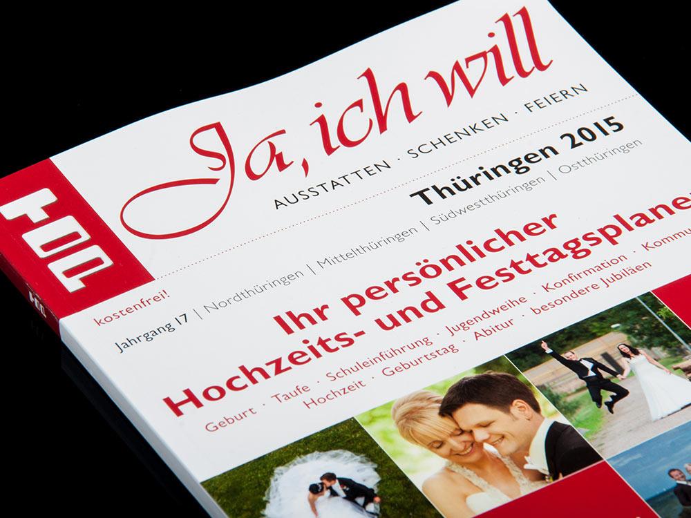 Top Hochzeitsmagazin Erfurt und Thüringen