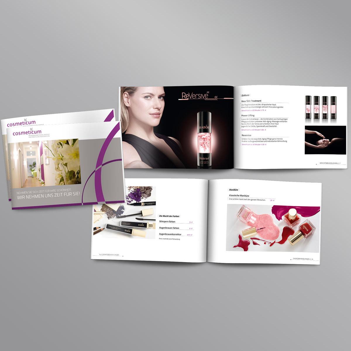 Broschüren Design aus Gera in Thüringen