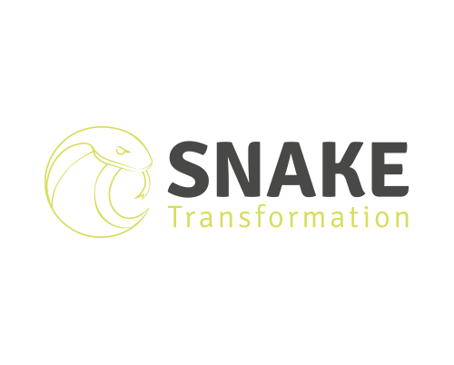 Logodesign Snake Transformation