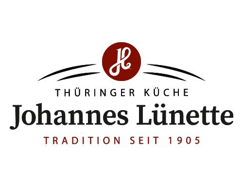 Logodesign Johannes Lünette